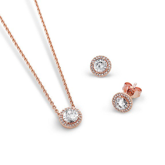 pandora necklace set